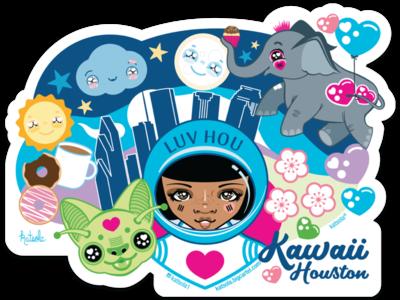 Luv Hou, Kawaii Houston