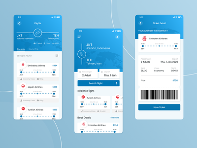 Flight Ticket Booking Mobile Apps flights flight search ticket booking flight booking flight app flight mobile app uidesign ui clean mobile app