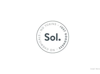 Sol Zinc Logo Design