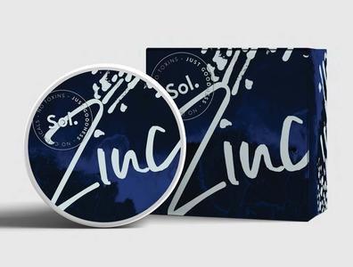 Sol. Zinc Packaging concept