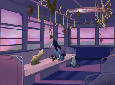 I'd like to go to somwhere.