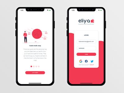 Personal Expense Manager - Eliya