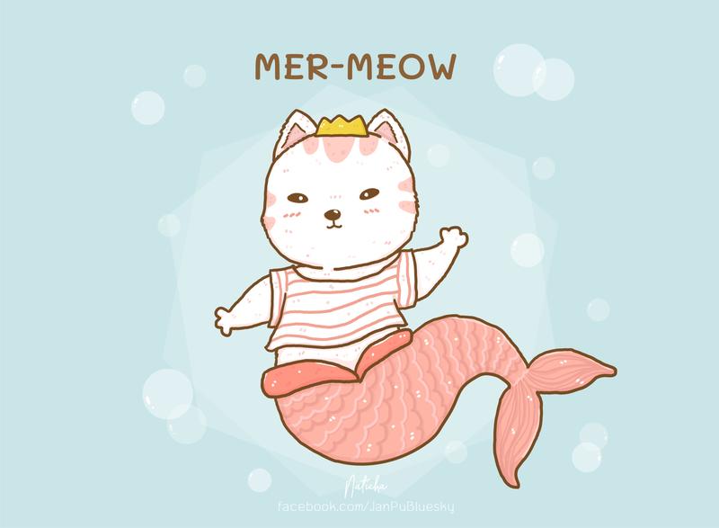 Hello, Mer-meow