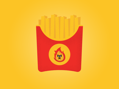 Fry Guy stickers sticker design illustration fast food fastfood mcdonalds fry guy fry french fries fries super nintendo snes nes nintendo super mario bros super mario supermario