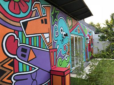 St. Geran Kids Wall