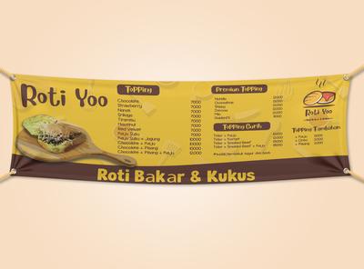 Rotiyoo Banner Design