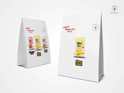 Mimiyoo Table Talker - Mango food and drink product design table talker