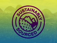 Sustainably Sourced Icon