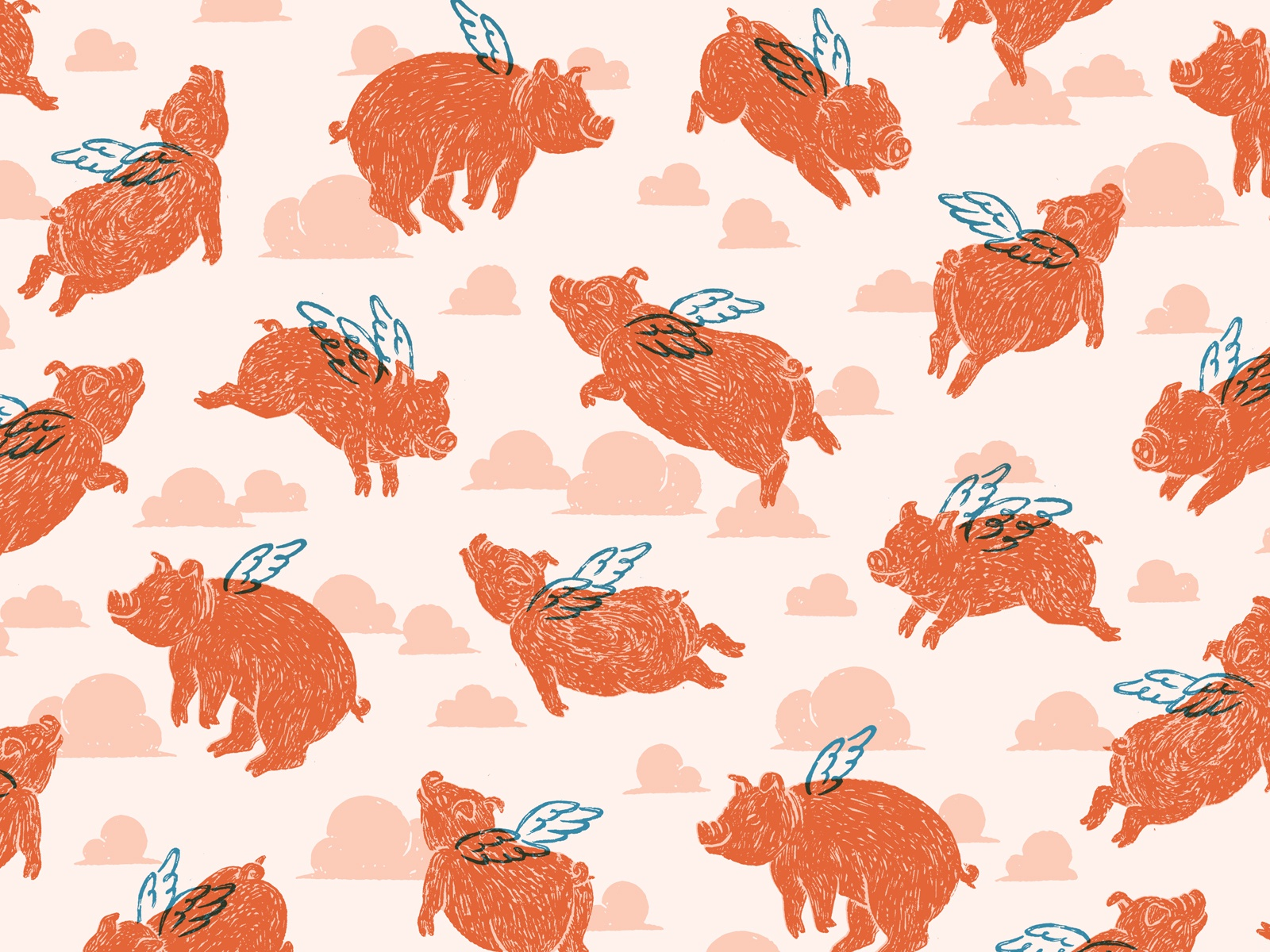 Dan lehman flying pigs pattern full