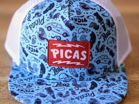 Picas Pattern Hat