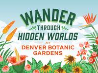 Botanic Gardens Layout