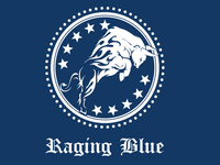 Raging Blue