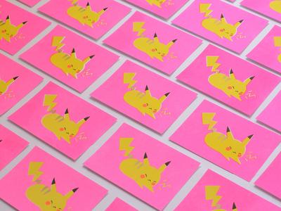 RISO Pikachu