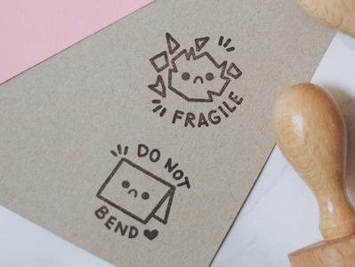Parcel Stamps