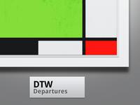 Mondrian Data Visualization