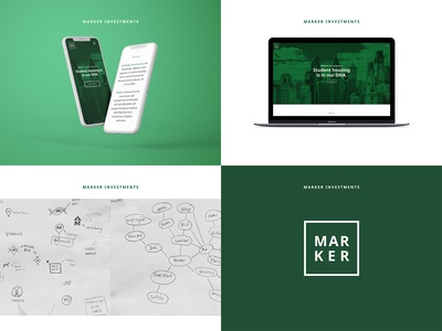 Marker Investments Branding & Identity
