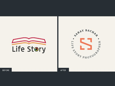 Rebranding for Photographer
