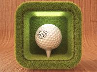 Quasi materialized Icon_Golf