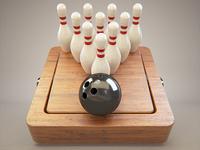 Quasi materialized Icon_tenpin bowling