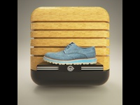 Quasi materialized Icon_shoes