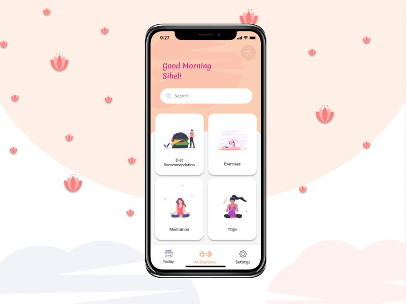 Youga App