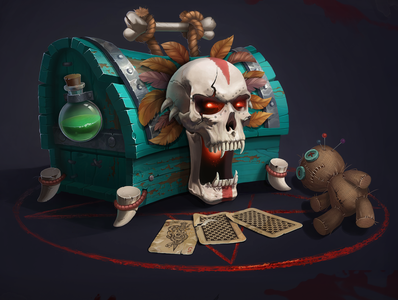 Voodoo Chest