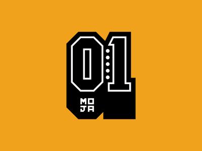 Swahili Branding: Moja (One)