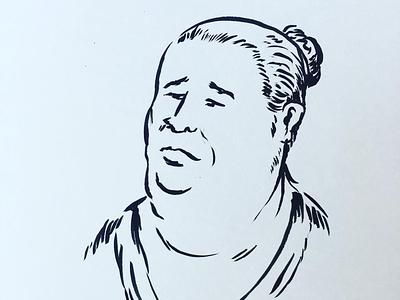 Drawing people on the train tekeningen donorbrain sketchbook portretten ns trainlife travel train portrait portraits