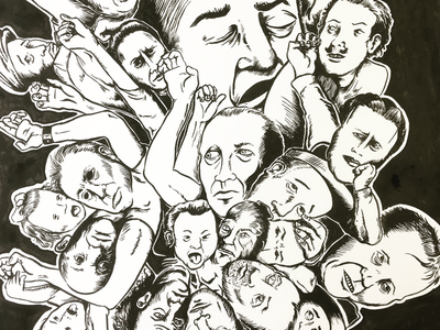 Sold! blackandwhite dank illustration drawing artwork sold
