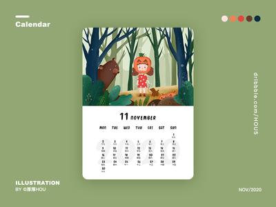 November:Forest