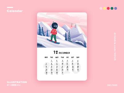 December:ski