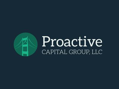 Logo design for Capital Market Advisory Company logo bridge