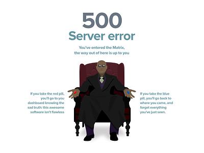 Error Pages system matrix wilson starwars castaway error errorpage