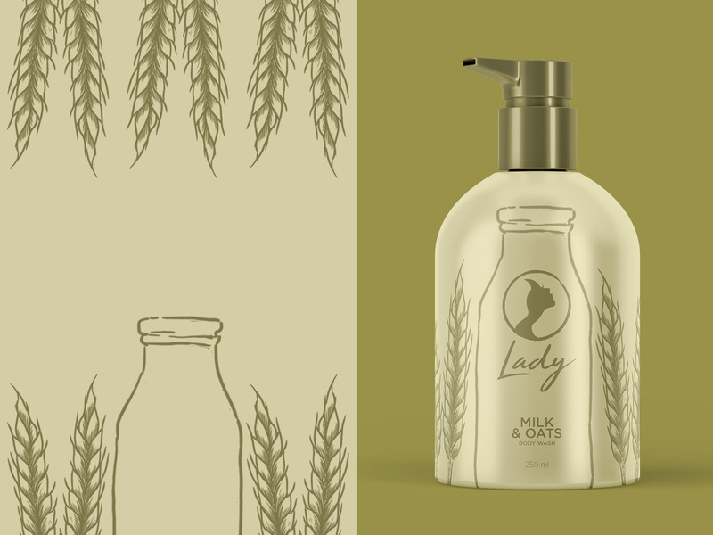 Milk and Oats Body Wash