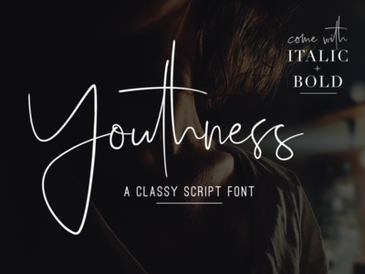 Youthness - Signature Script