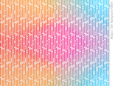 #DailyUI #059 #BackgroundPattern