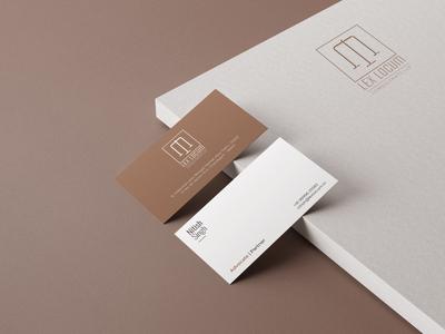 Lex Locum Business Card