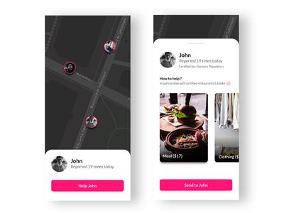 Homeless App