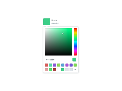 Colorpicker color picker colors widget ui dropdown colorpicker color