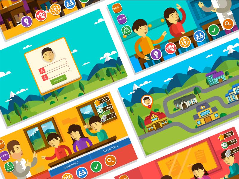 App UI design diseño app ui