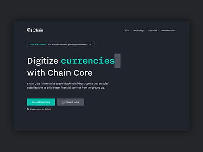 New Website code terminal type typography web homepage website