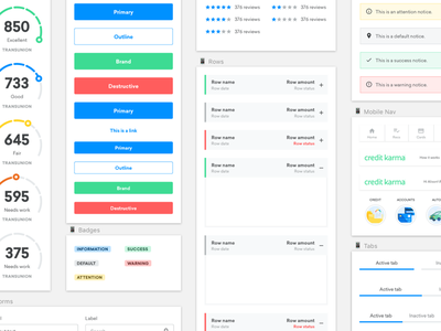 Developing a design environment front-end ui design design systems