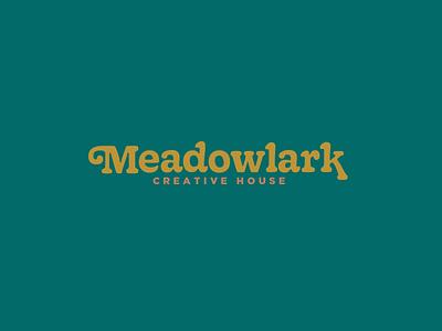 Meadowlark Creative House creative brand identity branding design design branding