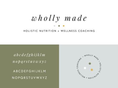 Wholly Made Logos