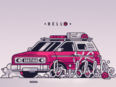 Hello Dribble - DigitalTeam - 2019