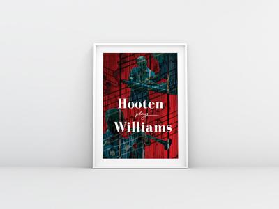 John Williams Album Poster Insert