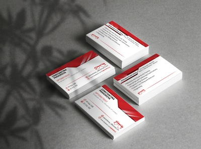Constantina Paraskeva - Optometrist | Business Cards
