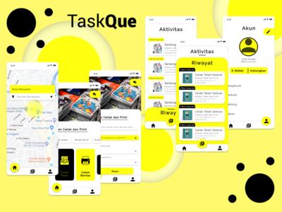 TaskQue