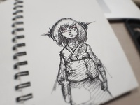 Concept Sketching #02