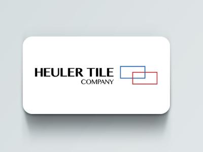 Heuler Tile logo design brand identity brand design icon vector design branding logo